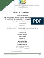 MANUAL DE PRÁCTICAS SUB I SOPORTE PRESENCIAL.doc