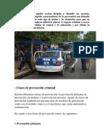 Taxinomia de La Prevencion (1)
