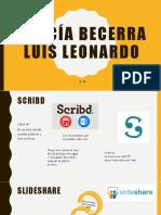 García Becerra Luis Leonardo