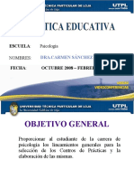 Funciones Del Ps. Educativo