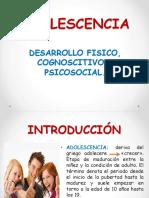 Adolescencia Presentacion Final