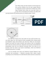 Pada Tahun 1911 Hans William Geiger Dan Ernest Marsden Di Bawah Pengawasan Ernest Rutherford Melakukan Percobaan Hamburan Sinar Alfa Untuk Menguji Kebenaran Hipotesis Thomson