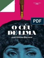 O Ceu de Lima - Juan Gomez Barcena