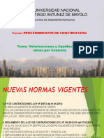Clase Vi Valorizaciones y Liquidacion Cont