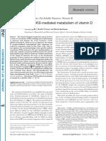 Vit D y Citocromo P450