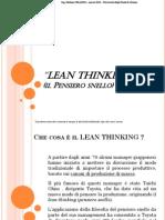 Lean Thinking 2010