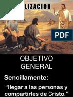 Evangelización 4 Llaves