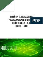 Modulo 9. Metodología