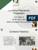 enciclica popularum progressio