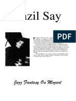 Kupdf.com Fazyl Say Jazz Fantasy on Mozart