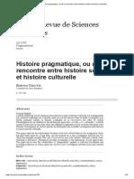 Histoire pragmatique, ou de la rencontre entre histoire sociale et histoire culturelle.pdf