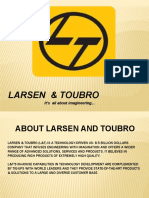 Final Project- Larsen and Toubro!! FRST N LAST!!!