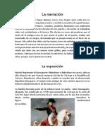 Narracion Expo y Otros