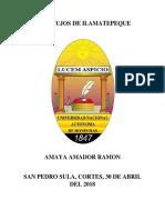 Informe - Los Brujos de Ilamatepeque