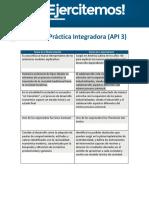 API 3 - Sociologia