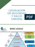 Legislación en Seguridad y Salud Laboral