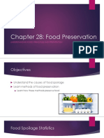 food preservation lecture