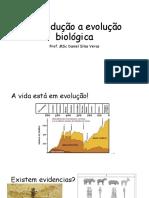 Introdução a Evolução Biológica