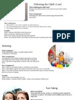 milieu teaching strategies