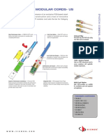 Siemon-z-max 6a Utp Modular Cords Us Spec-sheet