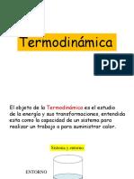 1º 2º y 3º Ley de La Termodinamica