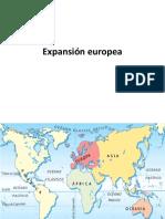 Expansión europea 5° basico.pptx