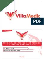 RM 18 P3 - Cirugía General 1 - Online