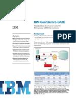 S Gate Data Level DS