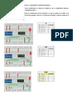 PRÁCTICA DE  COMPUERTAS TTL.docx