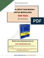 cara cepat dan mudah menguasai css.pdf
