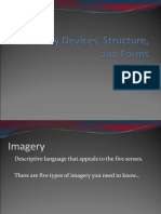Poetry Devices Structure and Forms