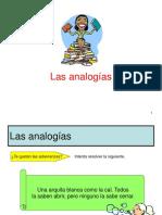 Las Analogías 1