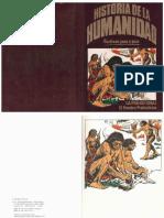Historia de La Humanidad 01 La Prehistoria I El Hombre Prehistórico