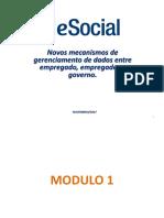 Curso E-social Cândida