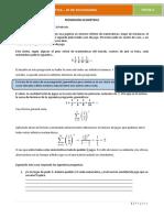 Ficha 5 - Progresión Geométrica