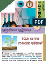 Unidad 4 - quimica