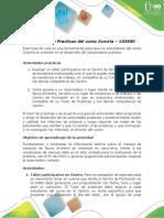 Protocolo Para El Desarrollo de Las Actividades Practicas