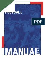 17-18 Football Manual