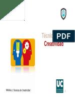 Modulo 1 Técnicas de Creatividad