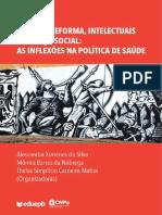 LIVRO E-BOOK 3 Contrarreforma Intelectuai e Servico Socials