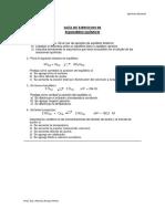 Guia de Ejercicios 06 e. Quimico Medicina 2018