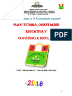 Plan de Tutoria-2018