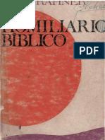 Rahner, Karl - Homiliario Biblico