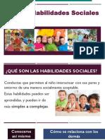 Importancia de Las Habilidades Sociales 1 y 2