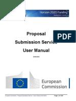 EU Grant Proposal
