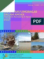 Kota Tanjungbalai Dalam Angka 2017