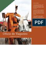 Livro Ofício de Vaqueiros