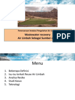 2016 PIPAL 3 Wastewater Recovery