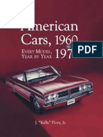 American Cars 1960-1972