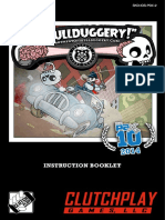Skullduggery Manual